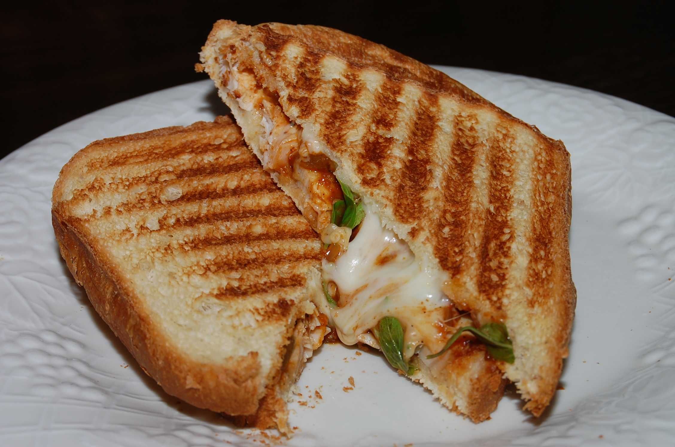 Panini is the plural form of the Italian world panino meaning small ...